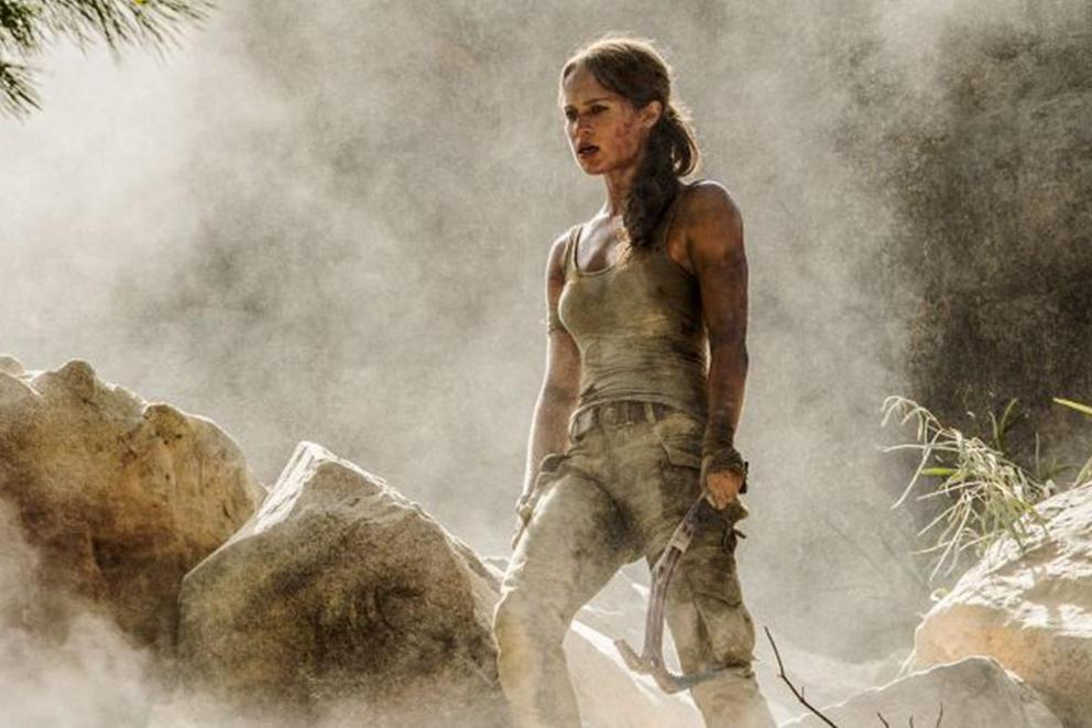 Will the 'Tomb Raider' reboot fall flat?