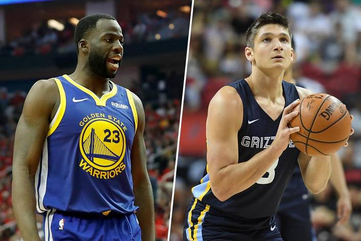 Who will be the NBA's best villain: Draymond Green or Grayson Allen?