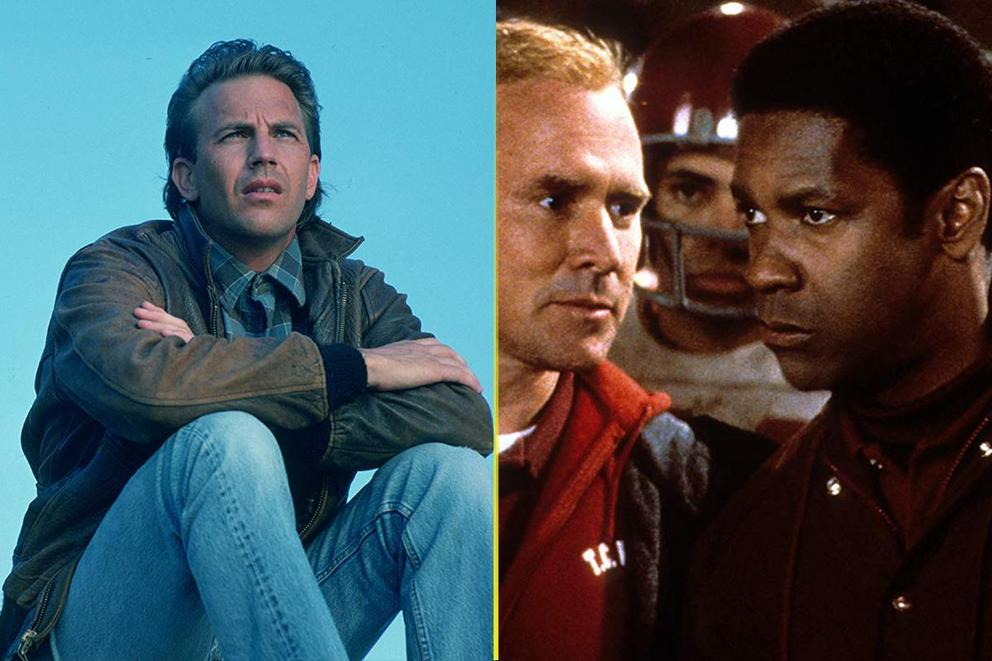 Greatest sports movie of all time: 'Field of Dreams' or 'Remember the Titans'?