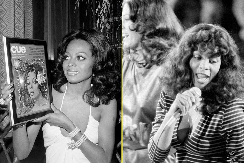 Who's the Queen of the '70s: Diana Ross or Donna Summer?