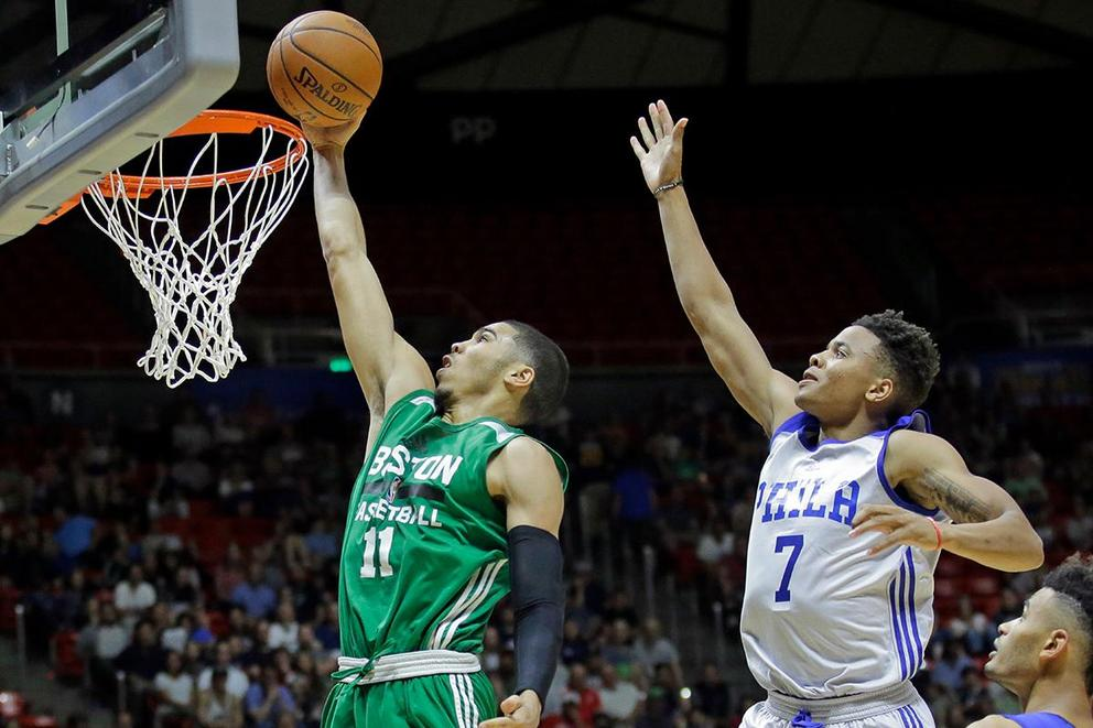 Is the NBA Summer League pointless?