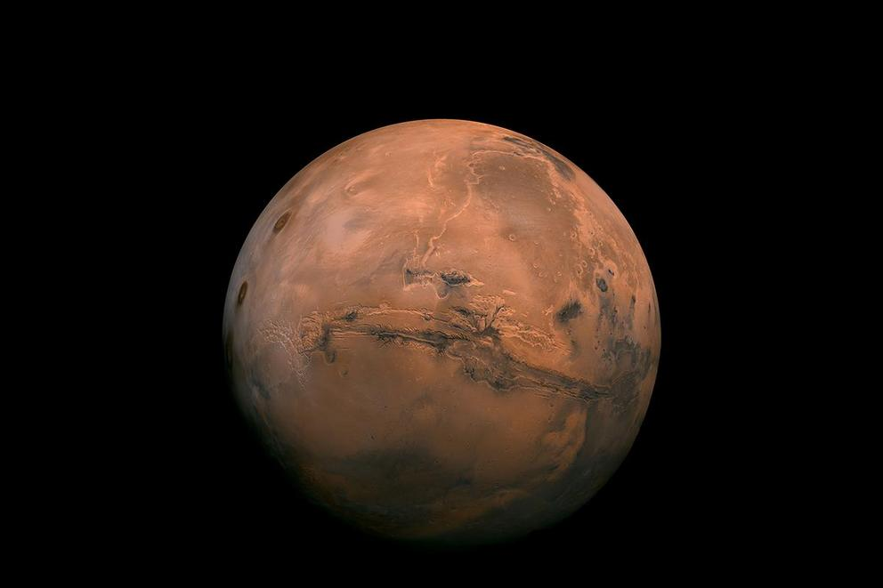 Is colonizing Mars a waste of resources?