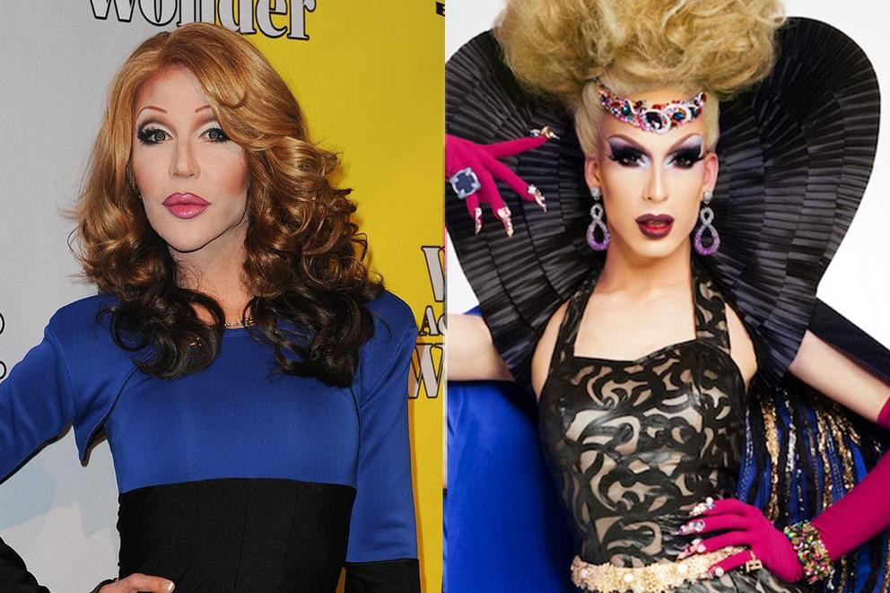 'RuPaul's Drag Race' ultimate queen: Chad Michaels or Alaska Thunderfuck?