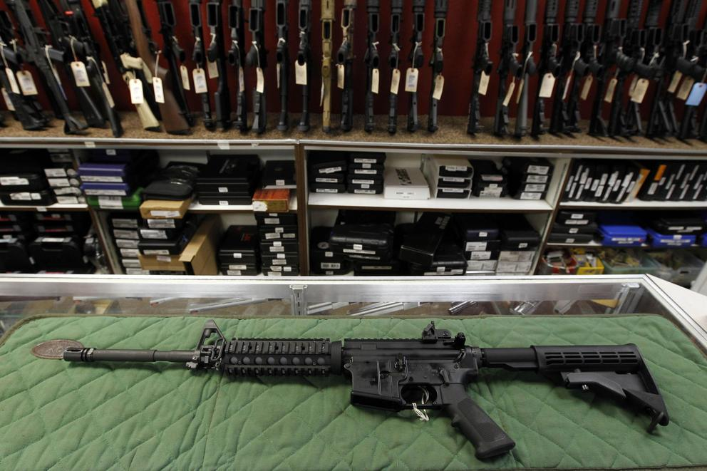 Should assault weapons be banned?