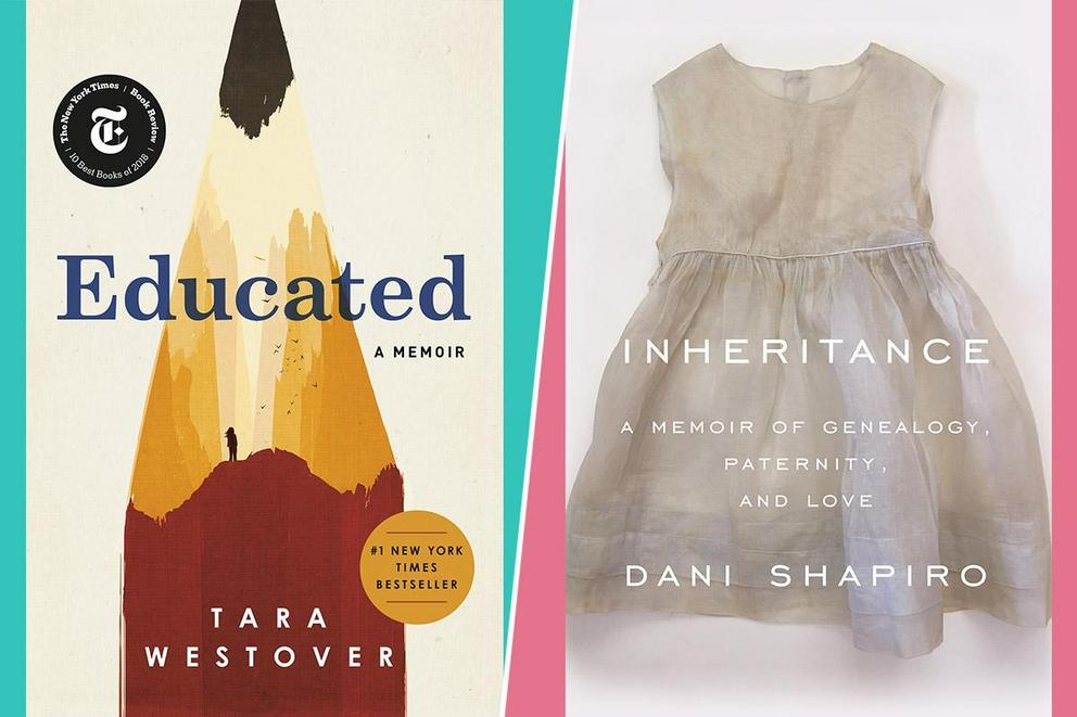 Which memoir moved you more: 'Educated' or 'Inheritance'?