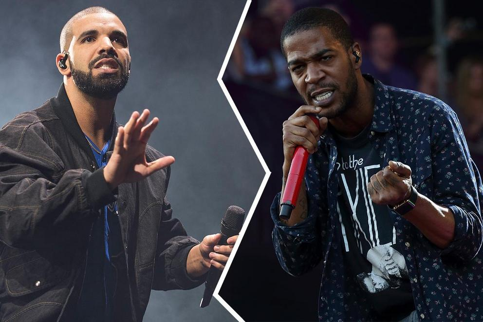Has Drake's beef with Kid Cudi crossed a line?
