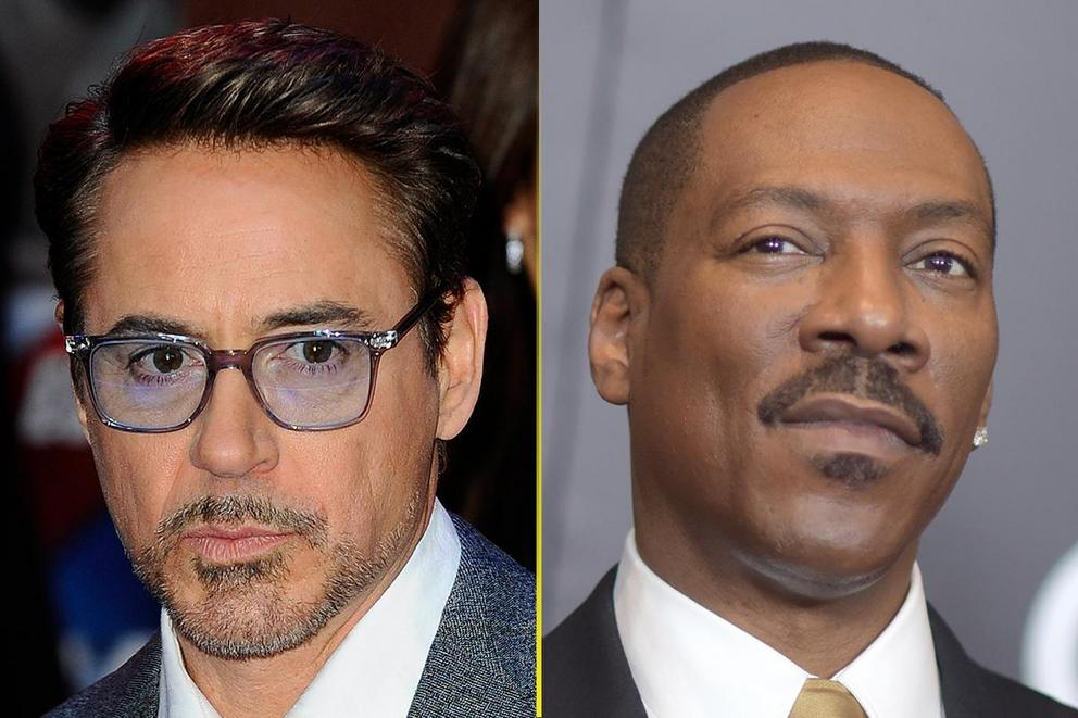 Can Robert Downey Jr. top Eddie Murphy as Doctor Dolittle?