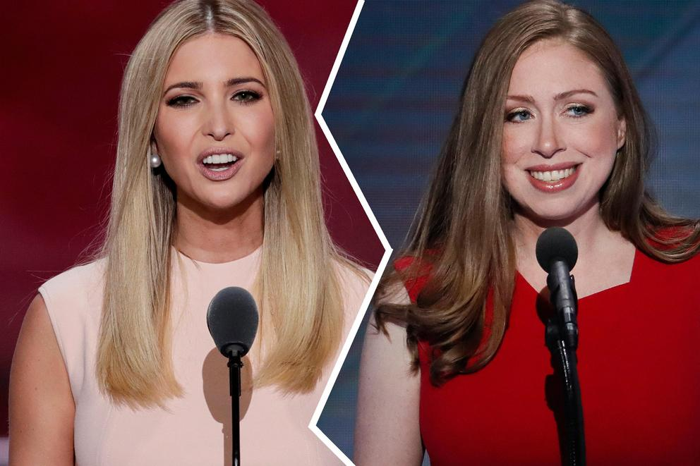 "Who will make a better ""First Daughter""?"