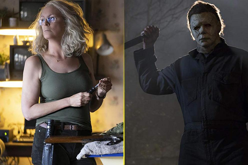 Michael Versus Laurie Halloween 2020 Who will survive the new 'Halloween' movie: Laurie Strode or